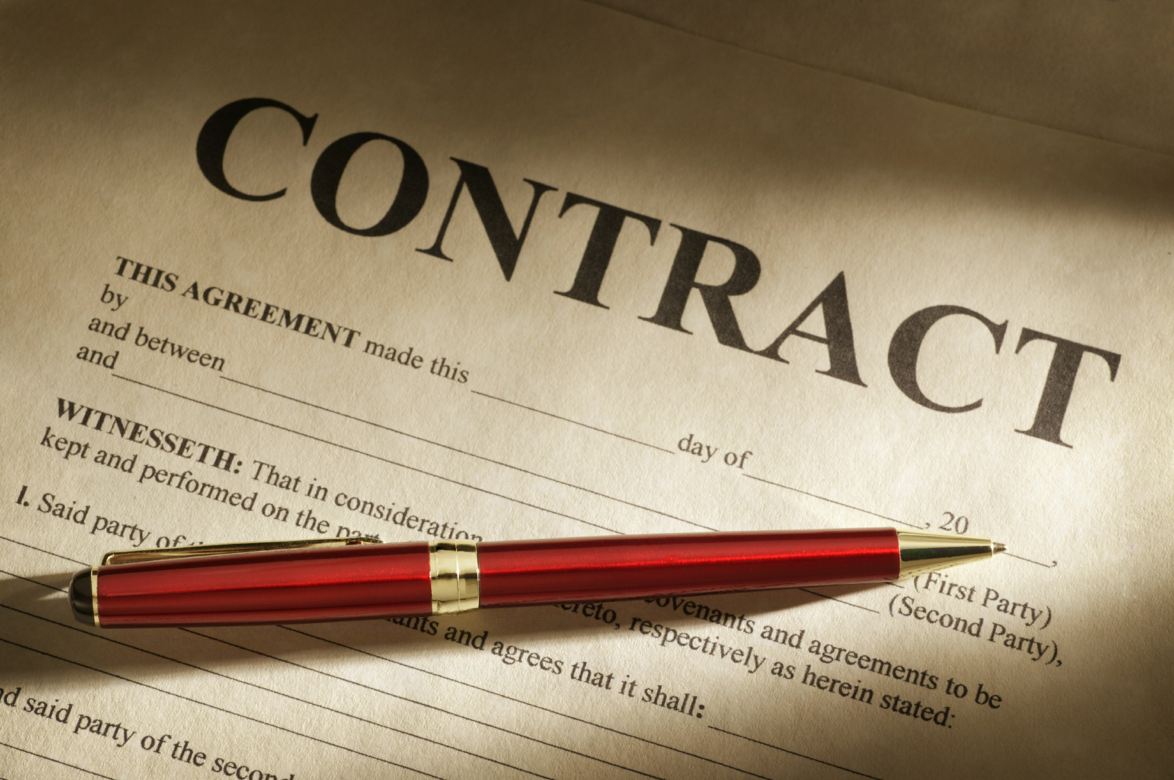 contract management risk image